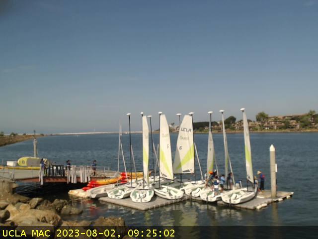 Marina del Rey Webcam